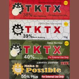 皮膚表面麻酔 TKTXお試し4点セット    速達対応