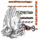 タトゥーデザインCD-R【ライン and 大量無差別】      CD-4 พนมมือ