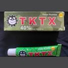 肌に優しくて無痛!! 皮膚表面麻酔TKTX  (10g)    40%