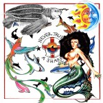 タトゥーデザインCD-R【動物 and 昆虫系】