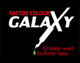Tatoo Ink Galaxy