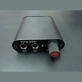 超小型軽量パワーデジタルサプライ(ブラック) フットスイッチ・クリップコード付属   หม้อแปลงS-11